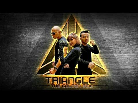Triangle The Golden Side (Deddy Corbuzier - Chika Jessica - Volland Humonggio)
