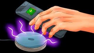 Как работает беспроводная зарядка и насколько удобной она может быть