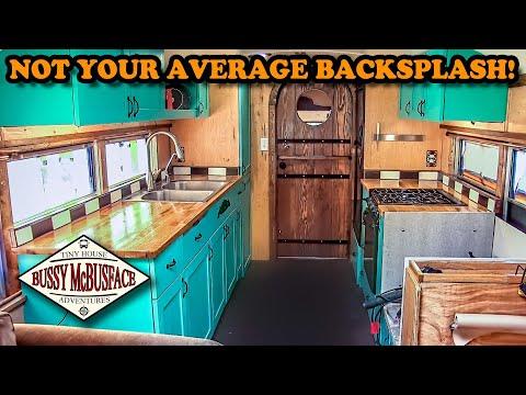 building-tiling-the-kitchen-backsplash-in-our-skoolie!
