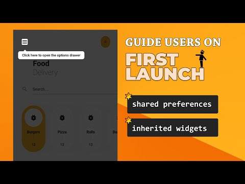 Guide Users Efficiently on First Launch | Flutter Tutorial thumbnail