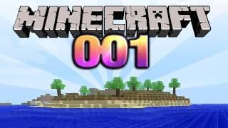 Let's Play Minecraft #001 [Deutsch] [HD] - Alles auf Anfang