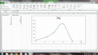 Office Tutorials - An Introduction to Graphing (Microsoft Excel 2010)