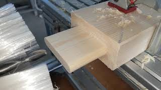 Making a Woodworking Table with the Hybrid Pantorouter - 16 Mortises & Tenons