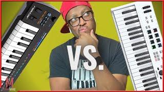 Which One Is Worth Your Money?? |Arturia Keylab 88 Essential Vs Nektar Impact GXP88|