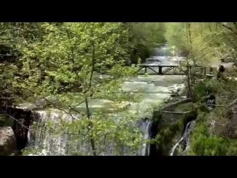 Wellness in Greece-Pozar waterfalls