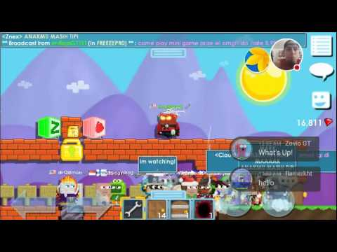 LIVE STREAM Growtopia Pixel Art Contest WLS Prize