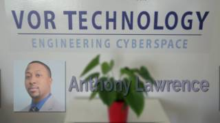 Meet Tony Lawrence founder and CEO of VOR Technology - From Humble Beginnings to Founder and CEO