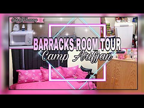Barracks Tour 2019 | Camp Arifjan, Kuwait (PCS)