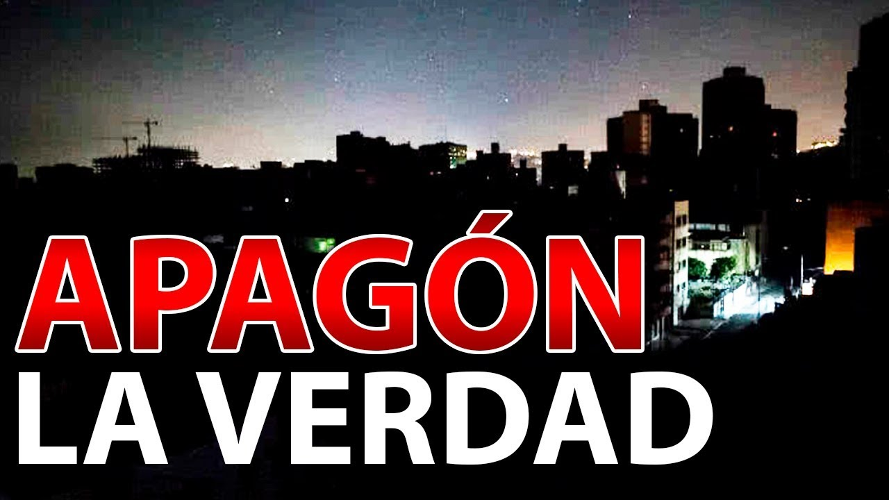 Apagón en Argentina y Uruguay - Causas - El Peor Corte de Luz Masivo Hoy