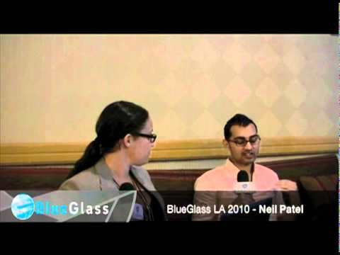 Neil Patel interview BlueGlass LA 2010