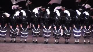 Top Secret Drum Corps Royal Edinburgh Military Tattoo 2012