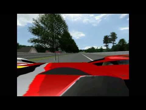 Audi R15 TDI Le Mans 2010 Onboard