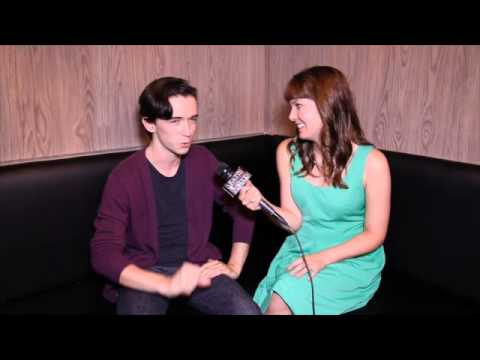 KATIE CHATS: TIFF, LIAM AIKEN, ACTOR, NED RIFLE