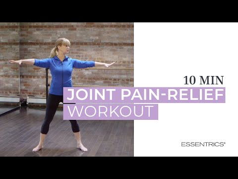 Essentrics Aging Backwards #3 - Sooth Your Joints