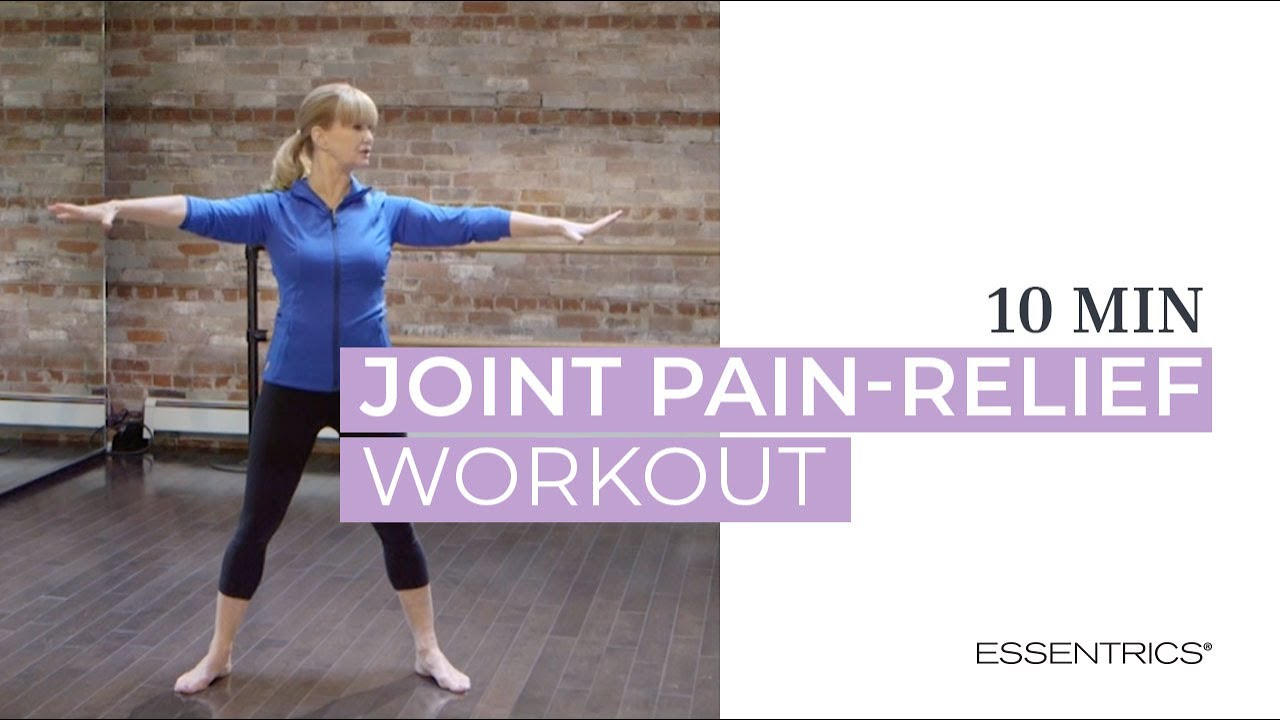 Essentrics Aging Backwards #3 - Sooth Your Joints - YouTube