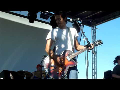 A.A Bondy - When The Devil's Loose (FYF, Los Angeles CA 9/1/12)