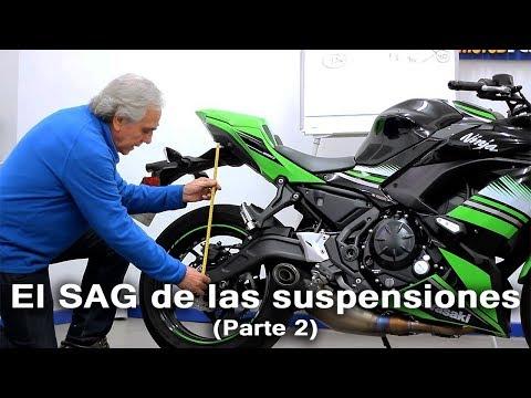 El SAG de las suspensiones Parte 2
