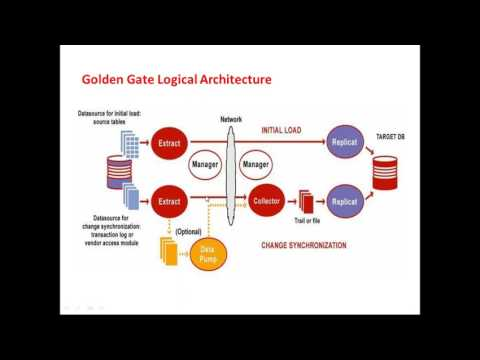 Oracle GoldenGate Architecture