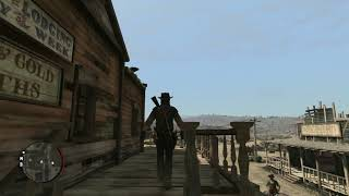 Red Dead Redemption - Xbox One X gameplay
