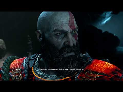 God Of War (2018) - Playthrough Part 19 - Tyr Vault - Learning the truth