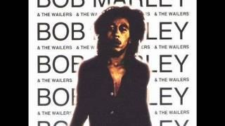 Bob Marley - Man To Man (Who The Cap Fit)