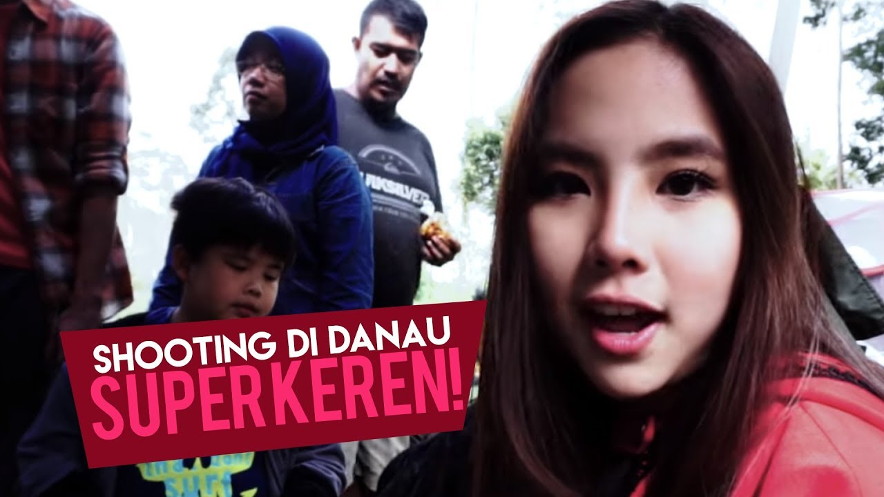 So Excited!! Shooting Di Danau Super Keren | Day #15 Shooting