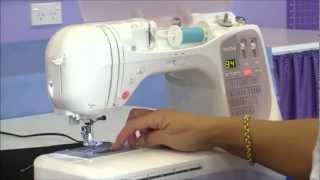 BROTHER NX-200, компьютерная швейная машина(Замечательная компьютеризированная швейная машина для дома, для семьи! http://1.krasnodarsewinger.ru/brother-nx-200-kompyuterizirovannay..., 2012-08-15T17:18:13.000Z)