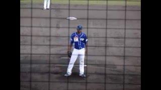 2016年4月30日 徳島インディゴソックス ガブリエル・ガルシア投手
