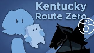 James Recommends - Kentucky Route Zero - Magical Realism Ghost Story Game