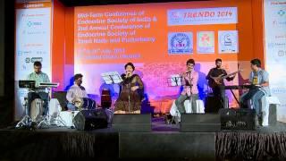 Bhaktha Jana Vatsale Fusion by Saashwathi Prabhu
