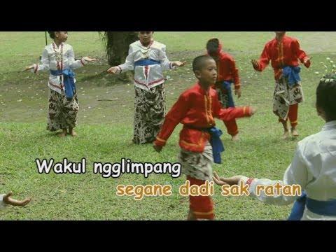 Gundul Pacul - Taman Siswa Yogyakarta