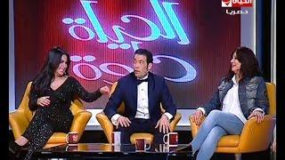 سعد الصغير: ''هدى بتحب تغني في الفنادق عشان تاكل قبل البوفيه''