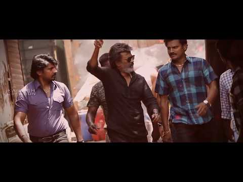 Katravai Patravai Music Video Kaala Tamil Rajinikanth Pa Ranjith Santhosh Narayanan Kailash creation