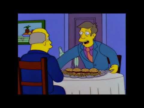 Steamed Hams But Skinner Has PTSD