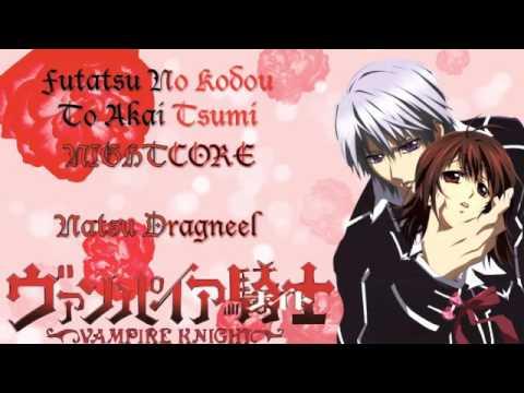 Nightcore - Futatsu No Kodou To Akai Tsumi (Vampire Knight OP 1)