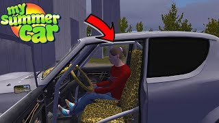 DATING with GIRLFRIEND (SUSKI) - CONTINUATION OF THE STORY - My Summer Car Update #3