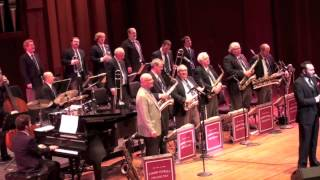 TOMMY DORSEY ORCHESTRA 2013
