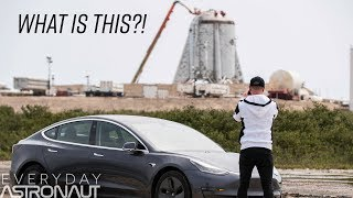 What is SpaceX's StarHopper for?! What is SpaceX doing in Boca Chica Texas?