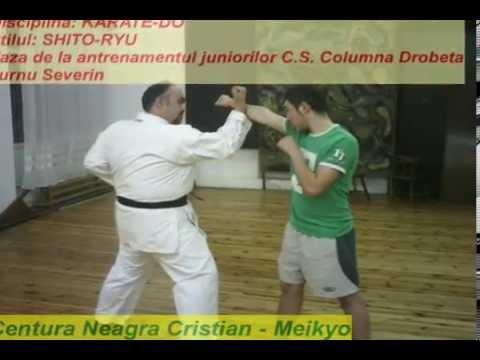 Cristian ISOP, Meikyo
