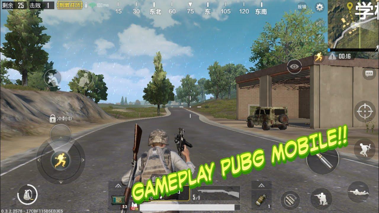 Pubg Mobile Timi Vs Lightspeed Quantum Studio Difference: PUBG Mobile By Lightspeed And Quantum Studio First