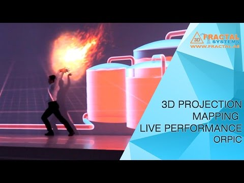 3D Projection Mapping Dubai | Video wall | Immersive Room
