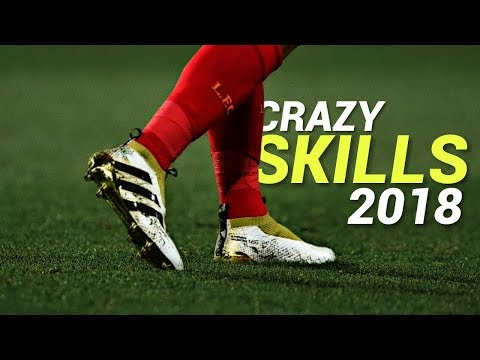 Crazy Football Skills & Goals 2018