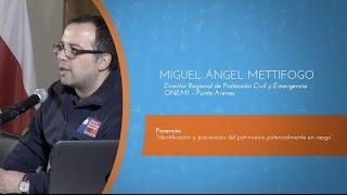 VI Encuentro Binacional de Museos 2016 - Expositor Miguel Angel Mettifogo