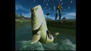 Sega Bass Fishing 2 - Intro Movie Sequence - Sega Dreamcast