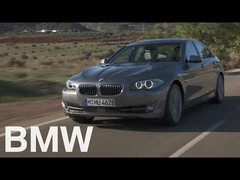 The BMW 5 Series History. The 6th Generation. (F10).