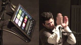 """""""Momma"""" live-looping by Mister Tim : TC-Helicon VoiceLive Touch"""