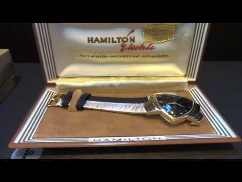 Hamilton Electric Ventura watch (original 1957 issue), caliber 500