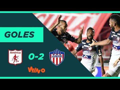 América vs Junior (0-2) Superliga 2020 | Final vuelta