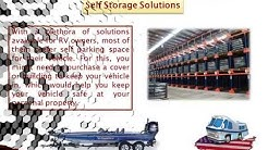 Secure and Affordable RV Storage Phoenix