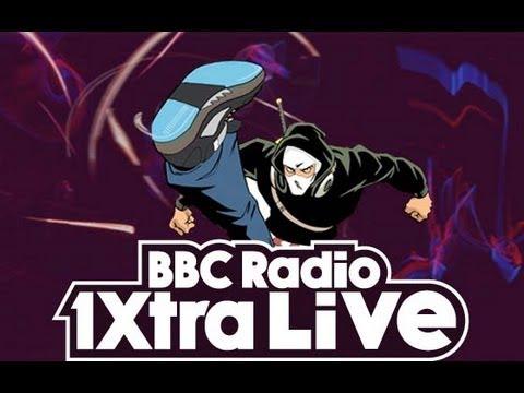 Jaguar Skills: 1Xtra Mix, 2012